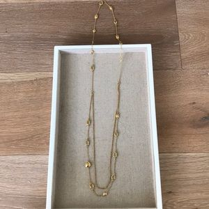 NWOT Stella & dot  necklace